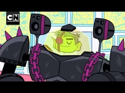 Man Factor I Teen Titans Go! I Cartoon Network