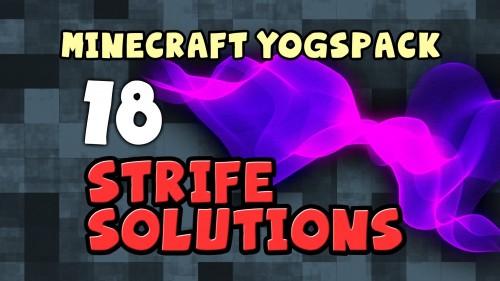YogPack: Strife Solutions 18 – Teleport Network