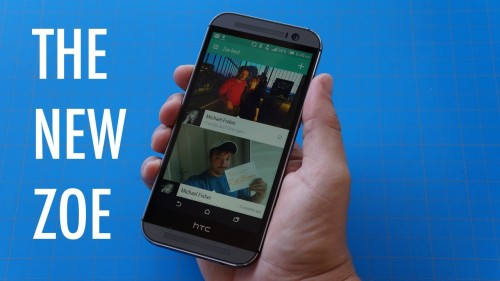 "HTC Zoe (Beta): Hands-On with ""the Postmodern Social Network"""