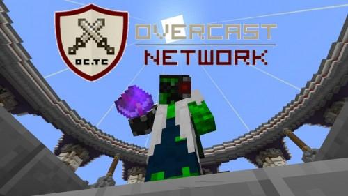Minecraft PVP – Overcast Network Fun