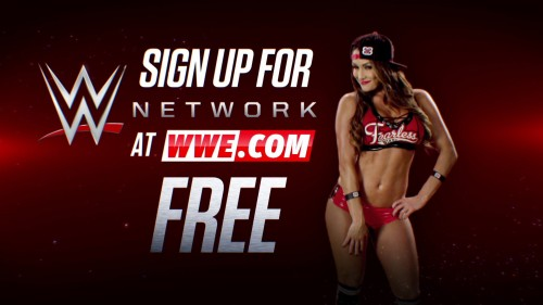 Survivor Series LIVE on WWE Network for FREE
