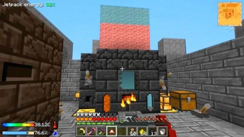 Minecraft – Crash Landing #21: ME Network Center