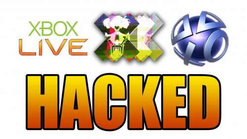 Xbox Live and Playstation Network HACKED?!