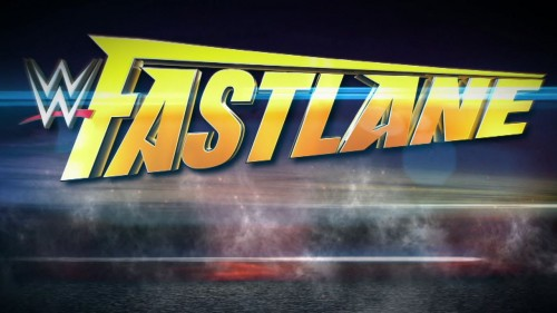 Don't miss WWE Fast Lane on WWE Network Sunday, Feb. 22