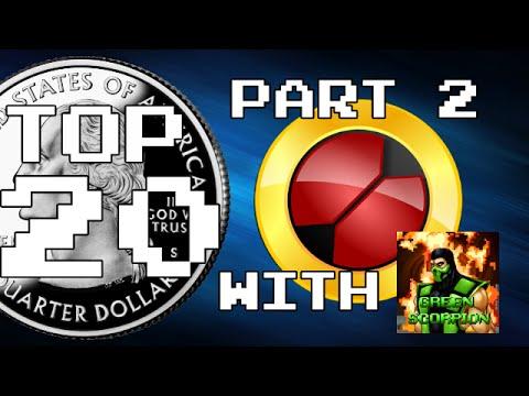 Top Twenty MegaMan Battle Network NetNavis (Part 2)