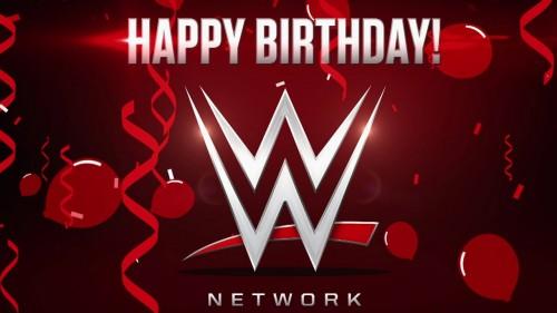 Happy Birthday WWE Network