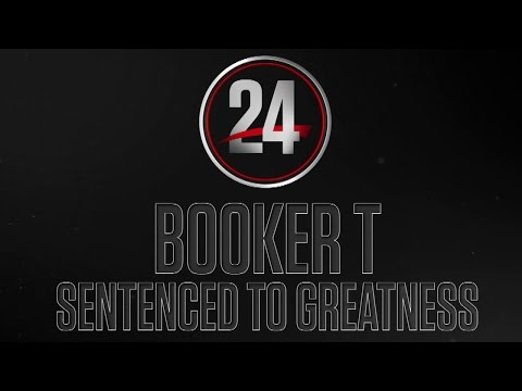 WWE Network presents Booker T: Sentenced to Greatness