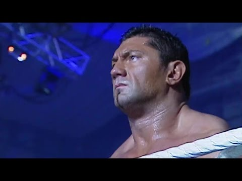 "WWE Network: ""Batista – I Walk Alone"" sneak peek"