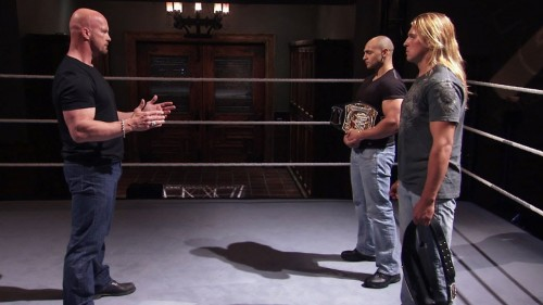 "WWE Network: ""Stone Cold"" Steve Austin makes WWE Tough Enough Season 5 contestants prove their worth"