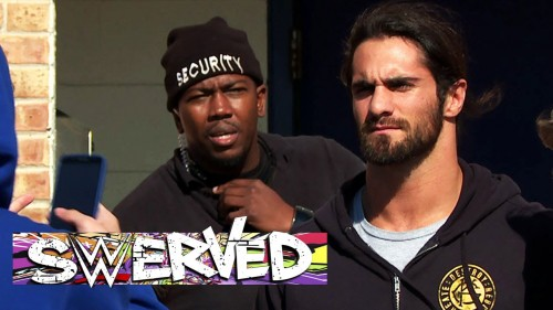 "WWE Network: WWE Swerved – ""Are You Crazy Fox?"" sneak peek"