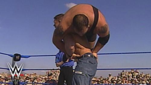 WWE Network: John Cena vs. Big Show: Christmas in Baghdad