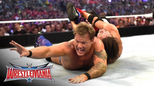 AJ Styles vs. Chris Jericho: WrestleMania 32 on WWE Network