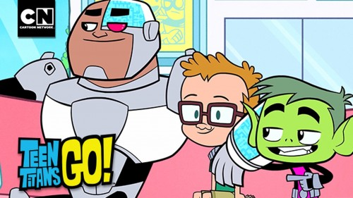 Wally T. | Teen Titans Go! | Cartoon Network