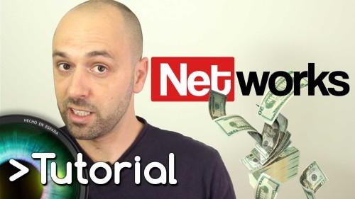 Cómo elegir Network   Tutorial